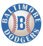 Baltimore Dodgers Logo